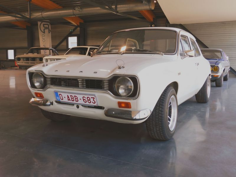 ford escort mk1 rs 1600 legendary racing